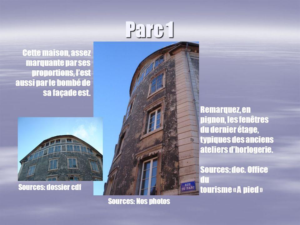 Le Petit Paris Un des bistrots de quartier représentatifs de la convivialité chaux-de-fonnière. Il vaut la peine dy entrer admirer le plafond composé