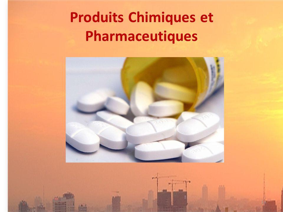 Produits Chimiques et Pharmaceutiques 16