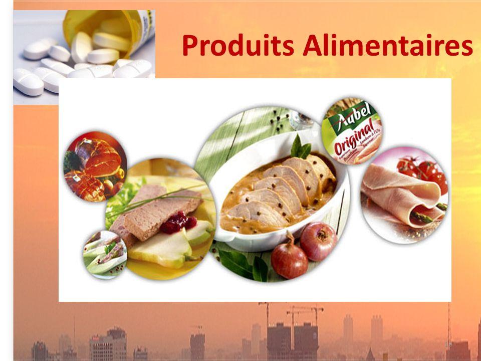 Produits Alimentaires 19