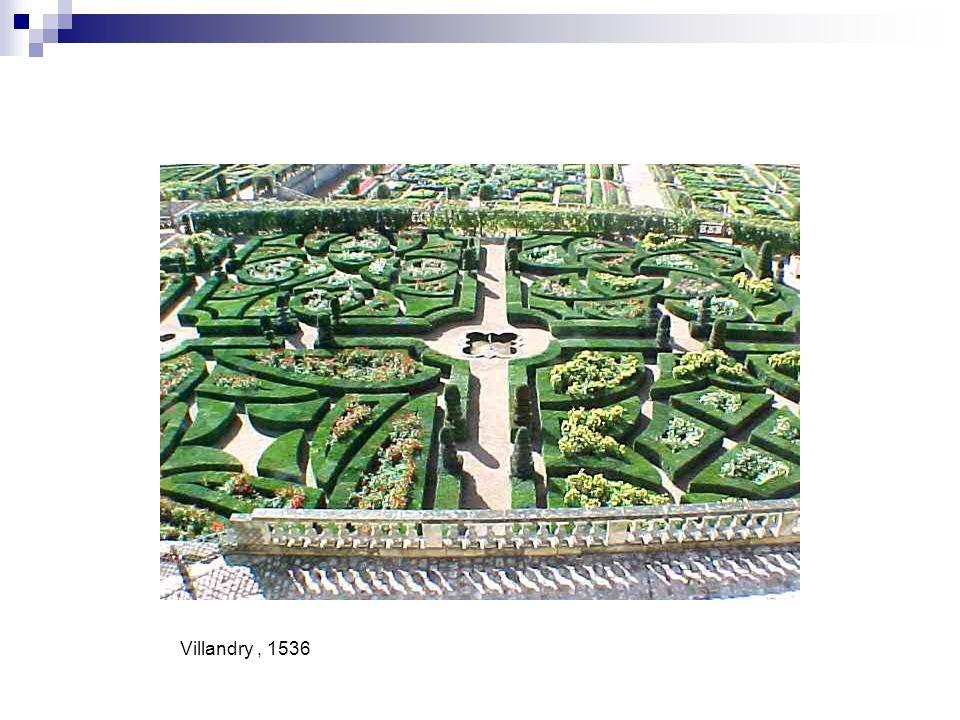 Villandry, 1536