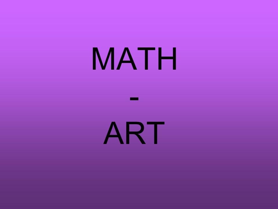 MATH - ART