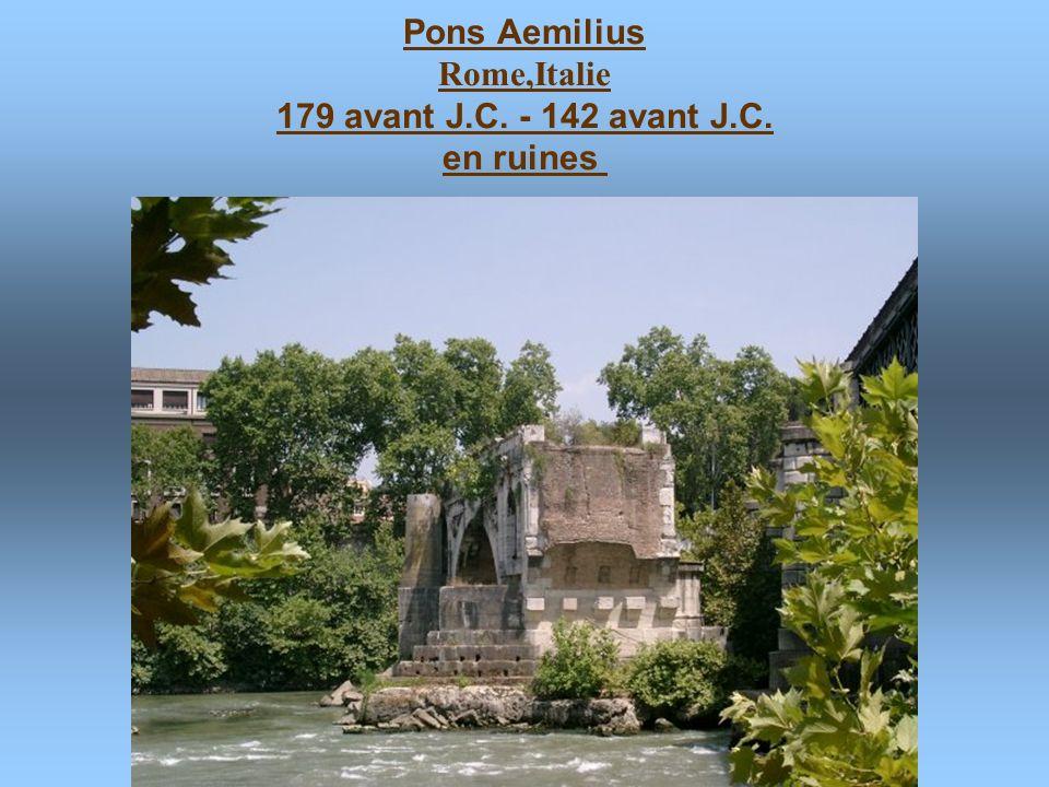 Basilica Aemilia Forum Romanum, Rome, Italie 179 avant J.C. en ruines