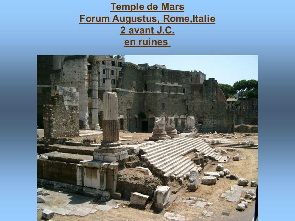La Turbie - Troph é e des Alpes. Cote dAzur-France 7 avant J.C. - 6 avant J.C. hauteur< 50 m