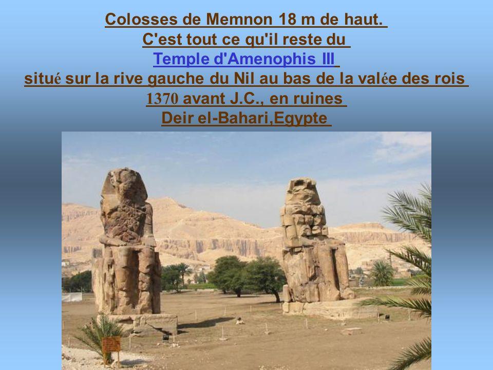 Temple de Thutmosis III. à Karnak 1450 avant J.C. en ruines Karnak,Egypte