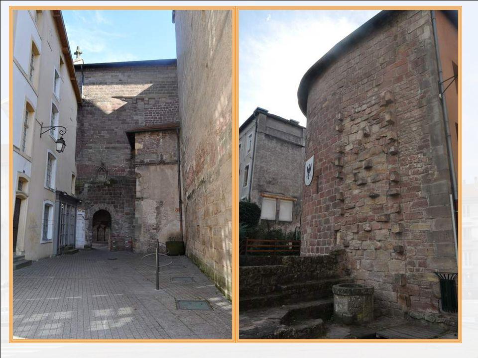 Epinal, cest aussi une vieille ville, calme, tranquille, très différente de ce que lon nomme la vieille ville dans dautres cités.