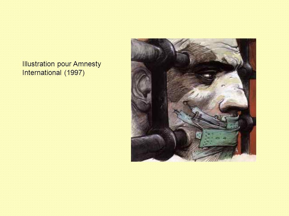 Illustration pour Amnesty International (1997)