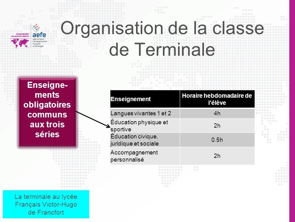 Baccalauréat Toutes les informations officielles: http://eduscol.education.fr/pid23233/baccalaureat-general.html
