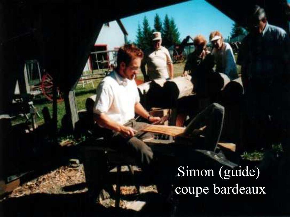 Simon (guide) coupe bardeaux