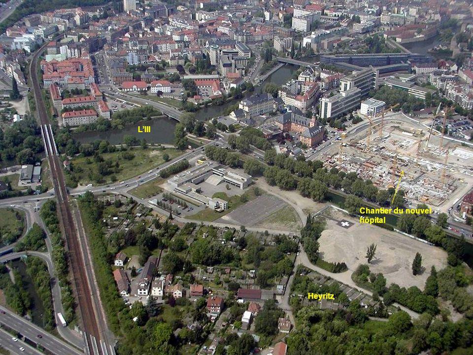 Hôpital Civil Autoroute A 35 Vers Neudorf