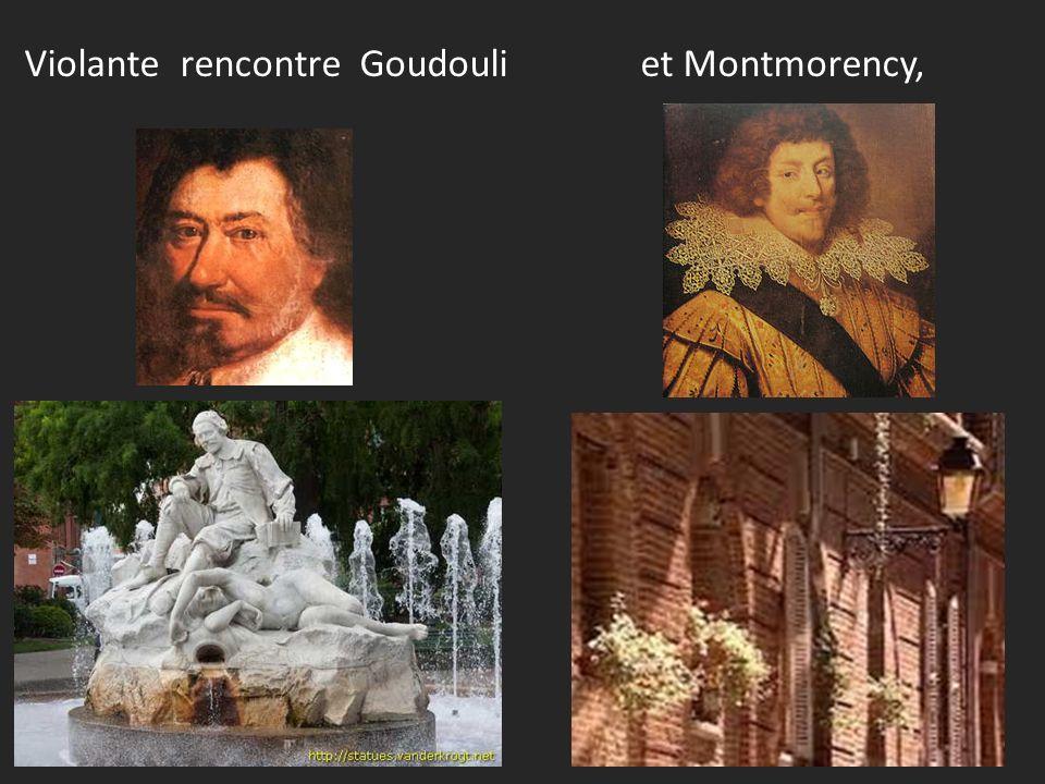 Violante rencontre Pierre Godolin dit Goudouli