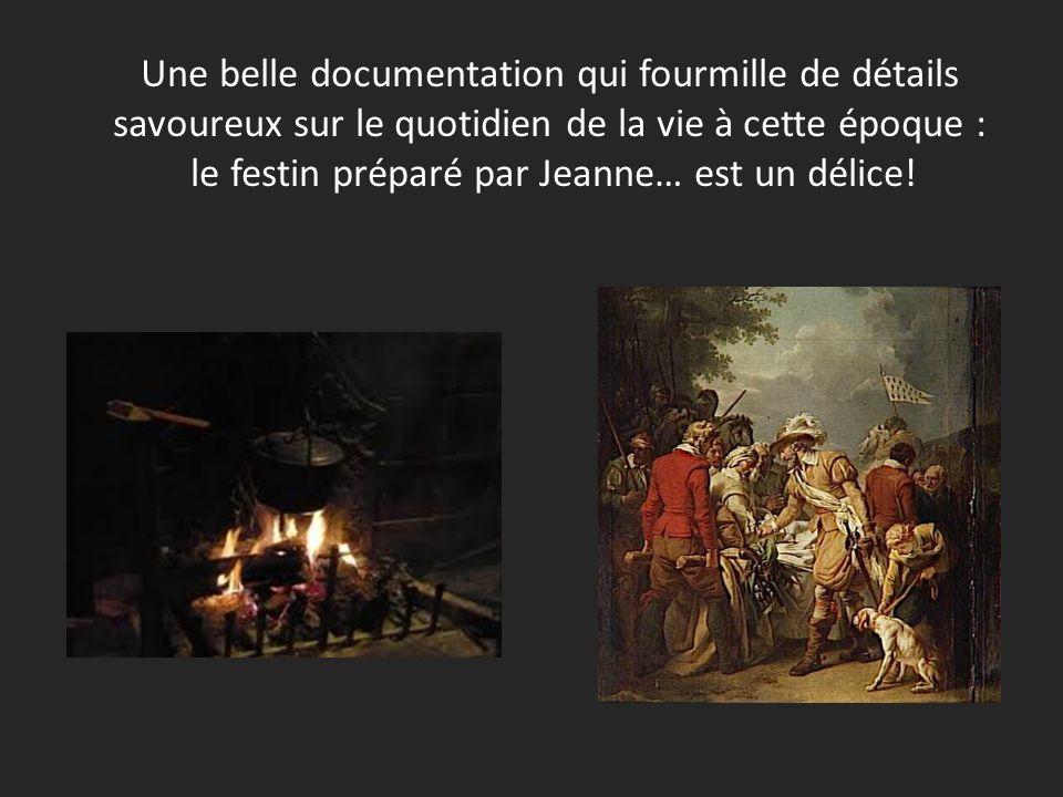 On notera aussi lhabileté à glisser dans le récit les éléments historiques sans quils soient pesants ou pédants et sans couper le rythme de la lecture