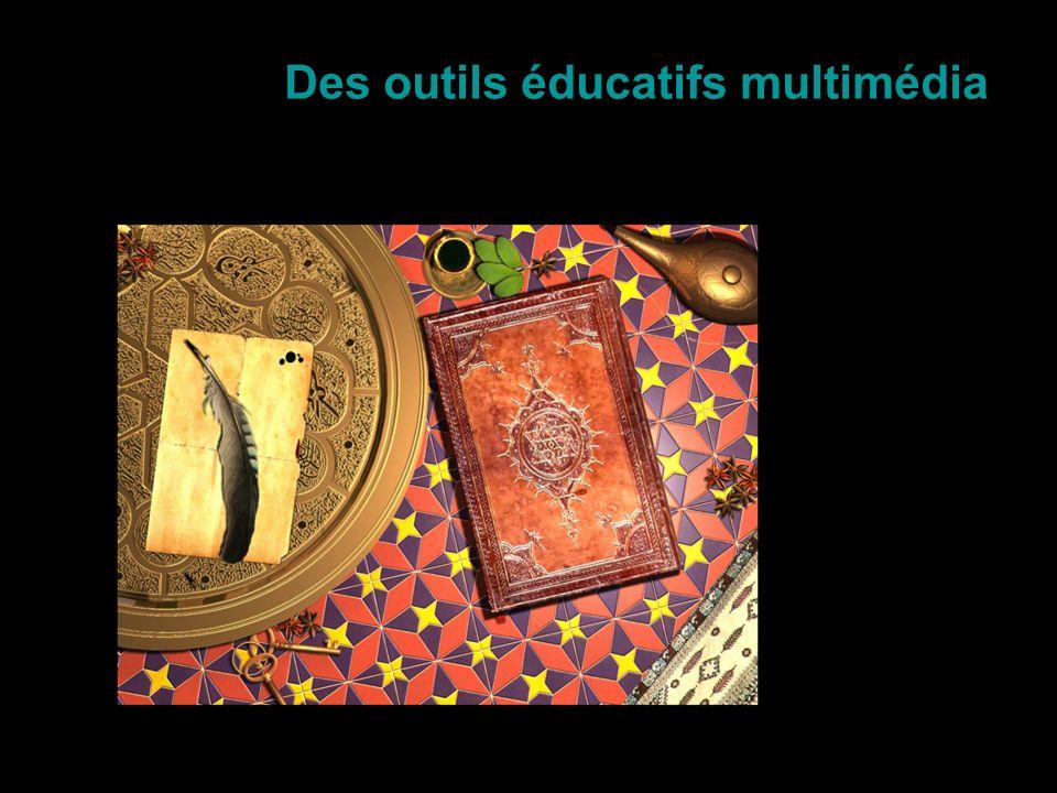 Des outils éducatifs multimédia