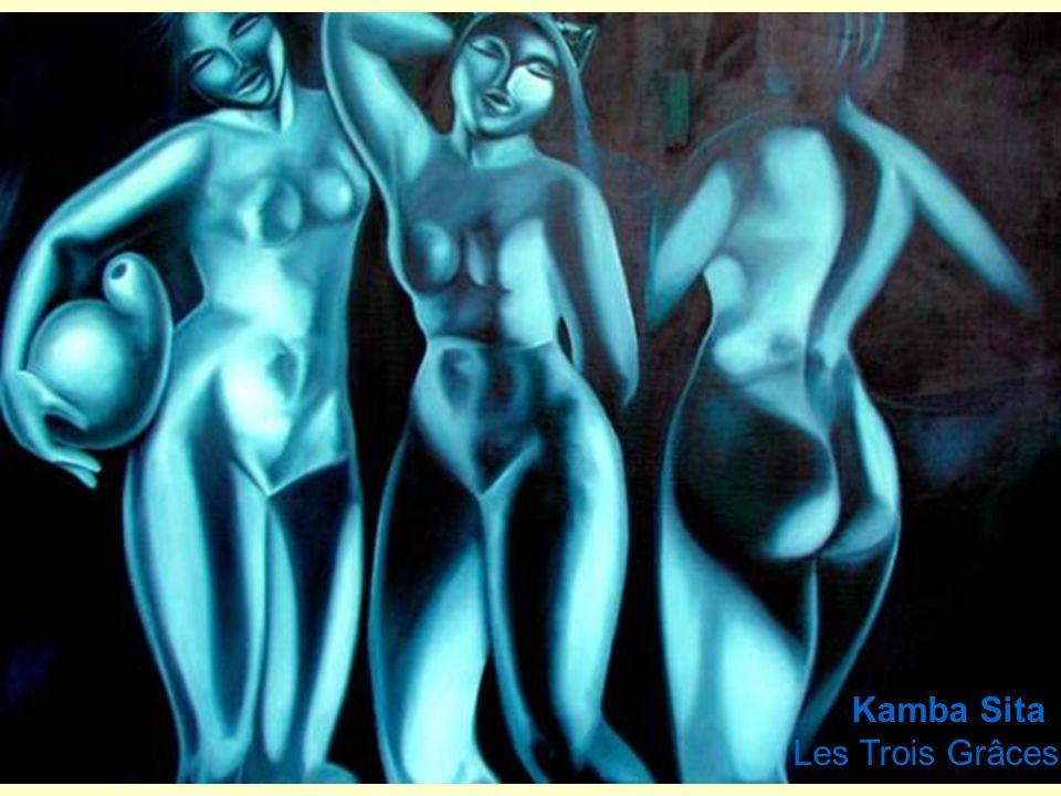 Kamba Sita Les Trois Grâces