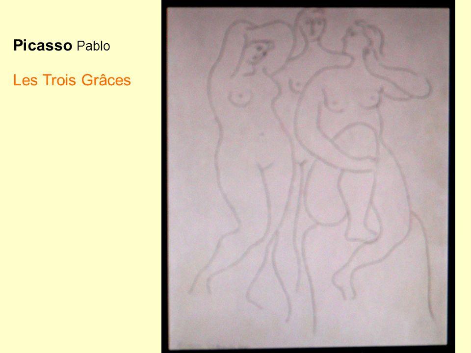 Picasso Pablo Les Trois Grâces