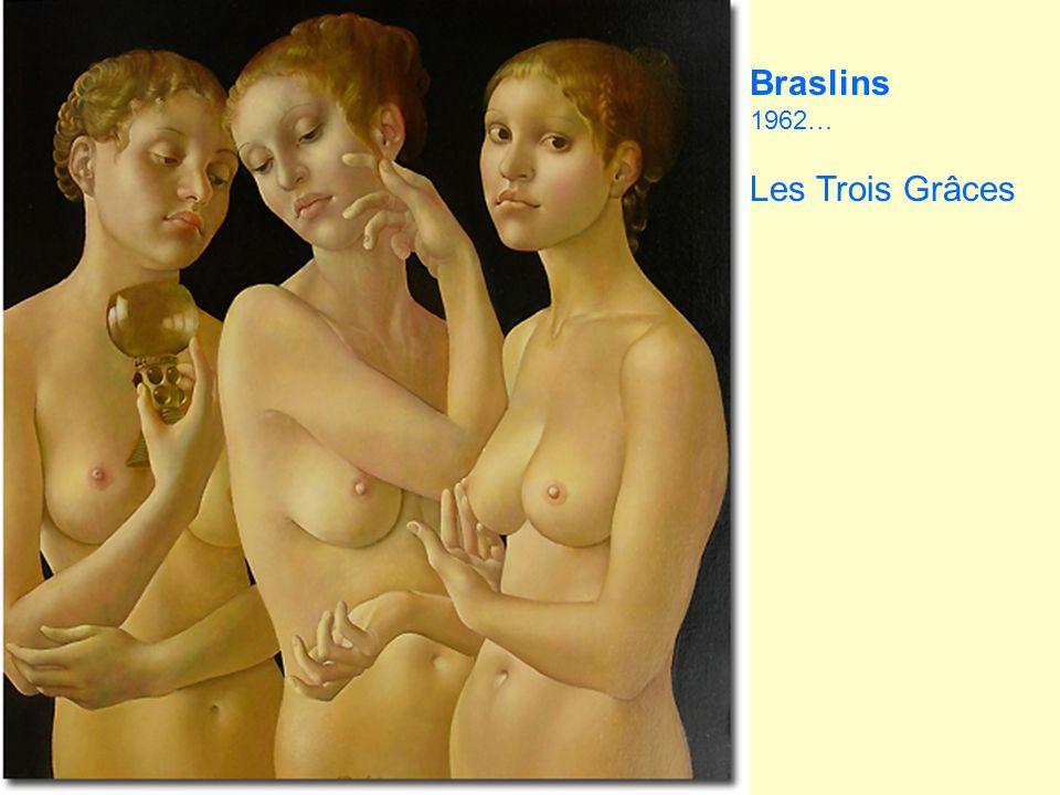 Braslins 1962… Les Trois Grâces