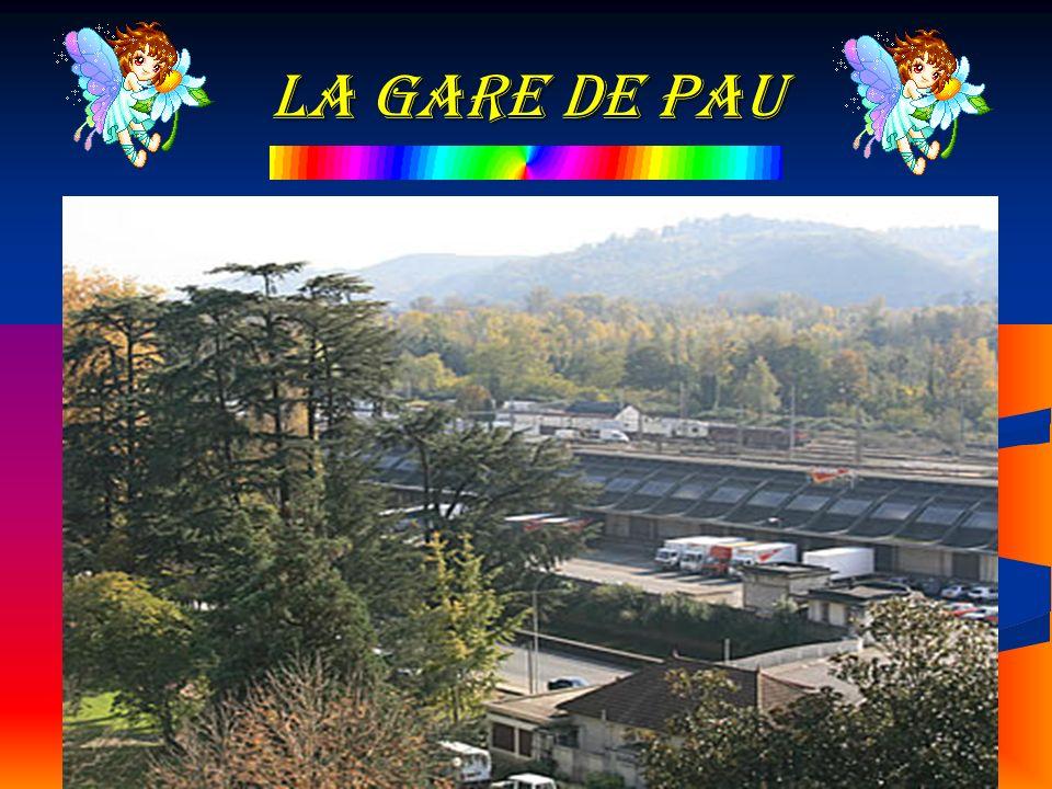La Gare de Pau