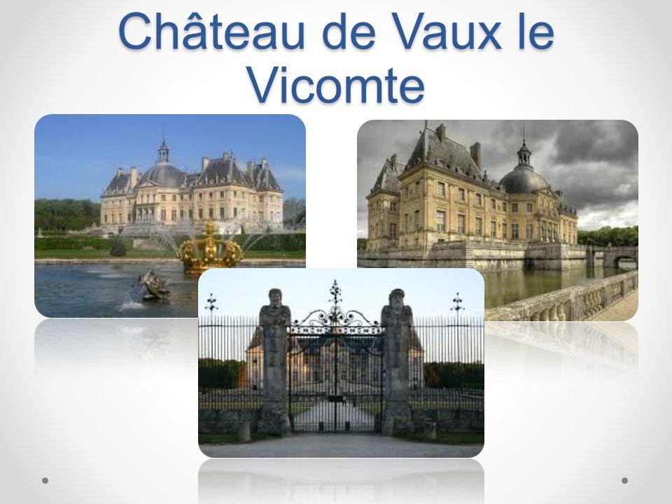 Château de Ferrière en Brie Château de Champs sur Marne