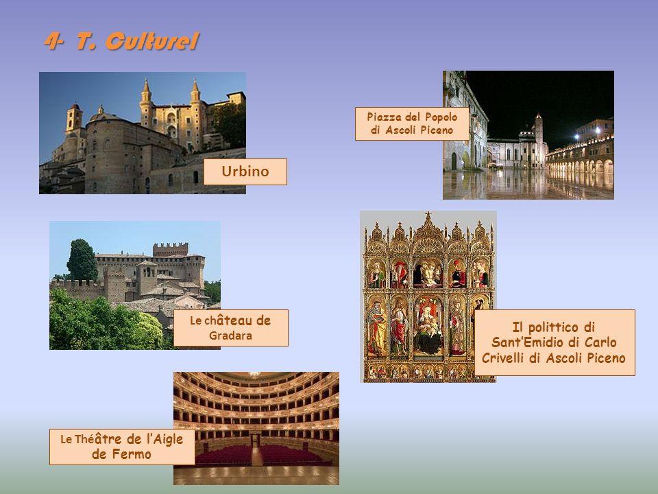 Urbino Urbino est un chef-lieu de province avec Pesaro et se trouve au Nord des Marches dans l arrière-pays.