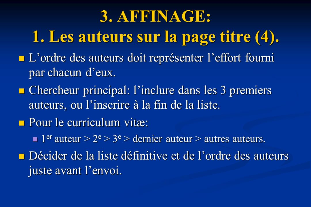 3.AFFINAGE: 1. Les auteurs sur la page titre (4).