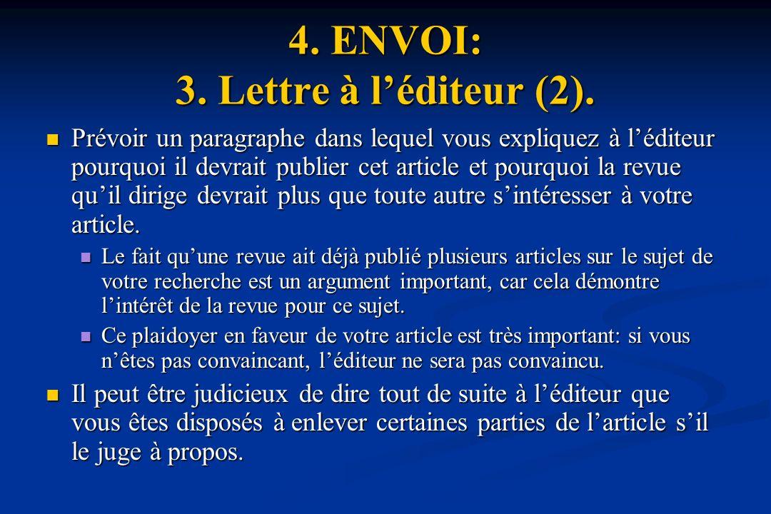 4.ENVOI: 3. Lettre à léditeur (2).