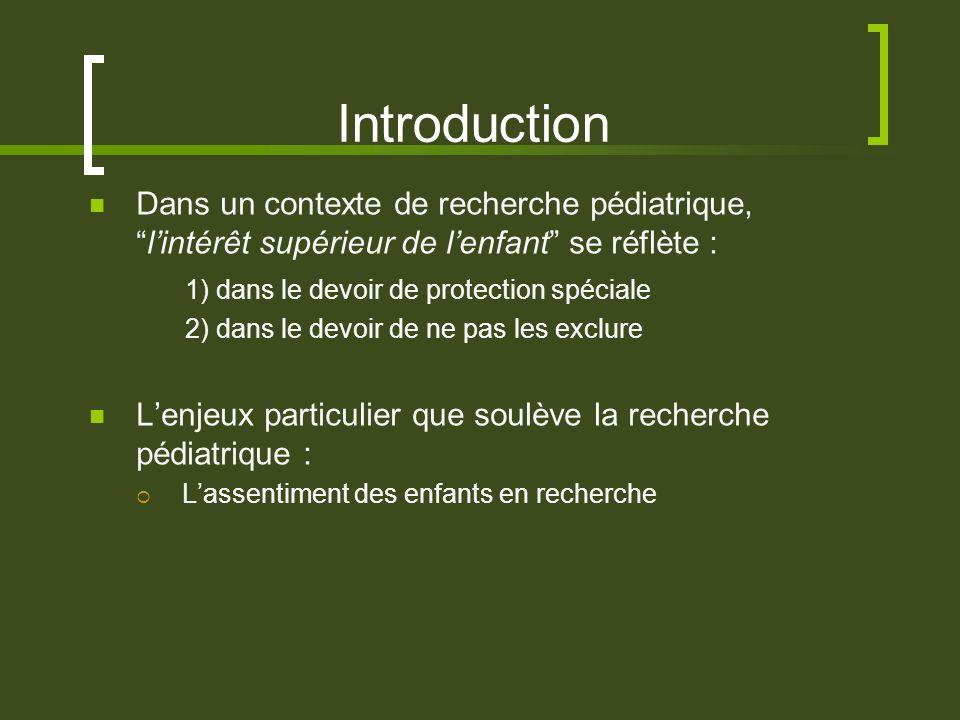 Plan de la présentation Partie I : Lenjeux de lassentiment Partie II :Développer un modèle de formulaire dinformations et dassentiment