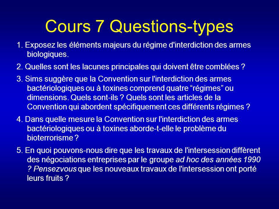 Cours 7 Questions-types 1.