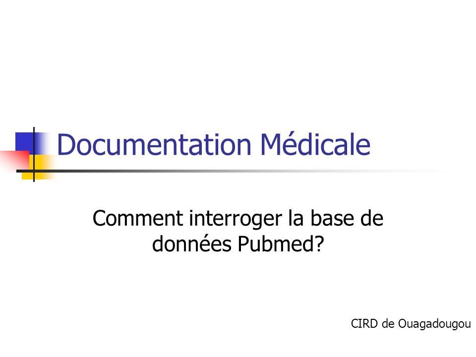 Exemple daccès au document Dans le cas de cet exemple, le document est accessible via la base de donnée Science Direct.