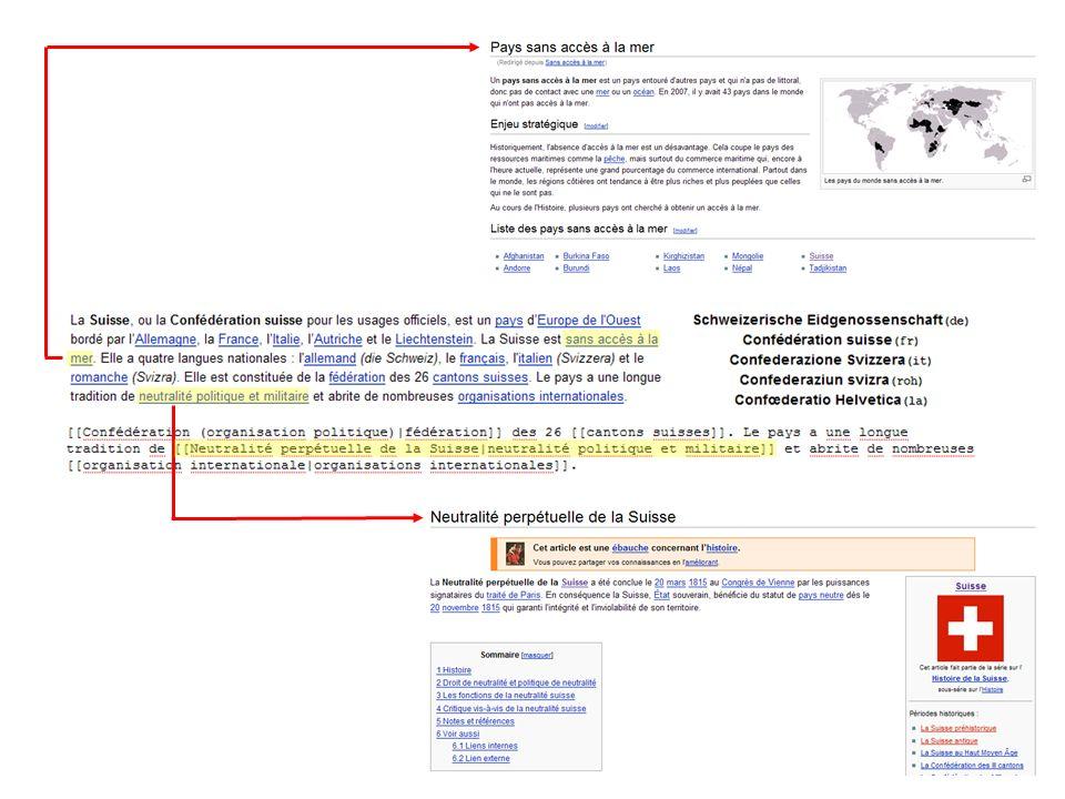 Exemple de page de discussion