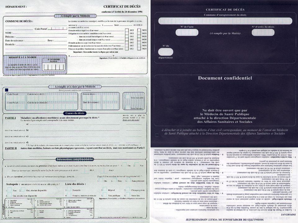 Octobre 2009 D3 : module 1 P1_2007_2008 Mort - Autopsie