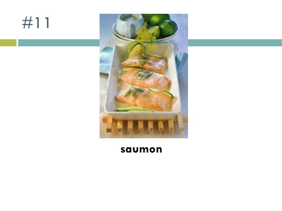 #11 saumon