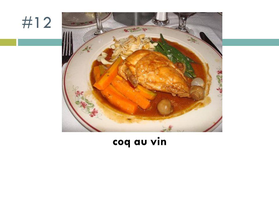 #12 coq au vin