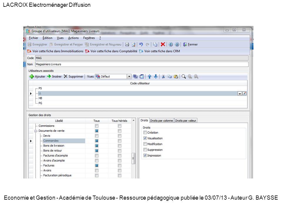 Caractéristique 3 Mise à jour des données en temps réel de tous les modules liés à la base de données QUESTIONS A partir du diagramme évènement résultat fourni en annexe identifiez et classez chronologiquement les documents commerciaux générés.