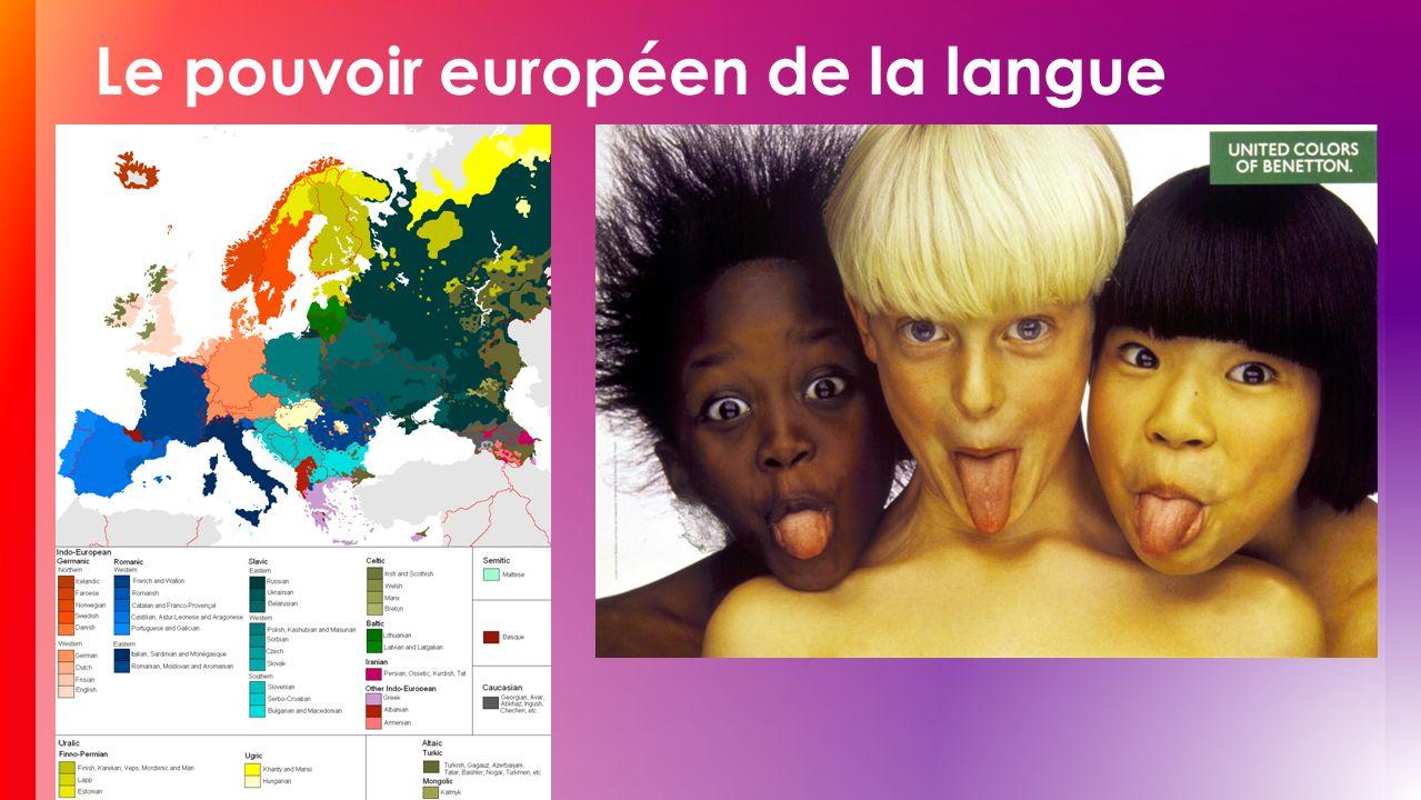Plutôt interculturalité que multiculturalisme Interculturalité Langue- identité 3 Langue- identité 1 Langue- identité 2