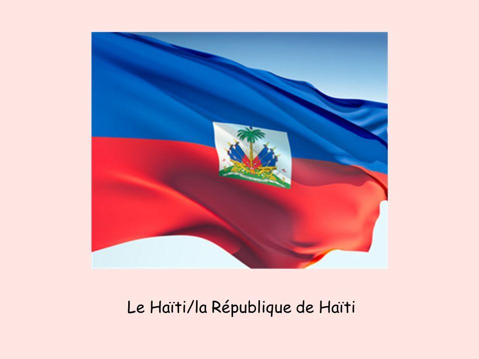 Le Haïti/la République de Haïti