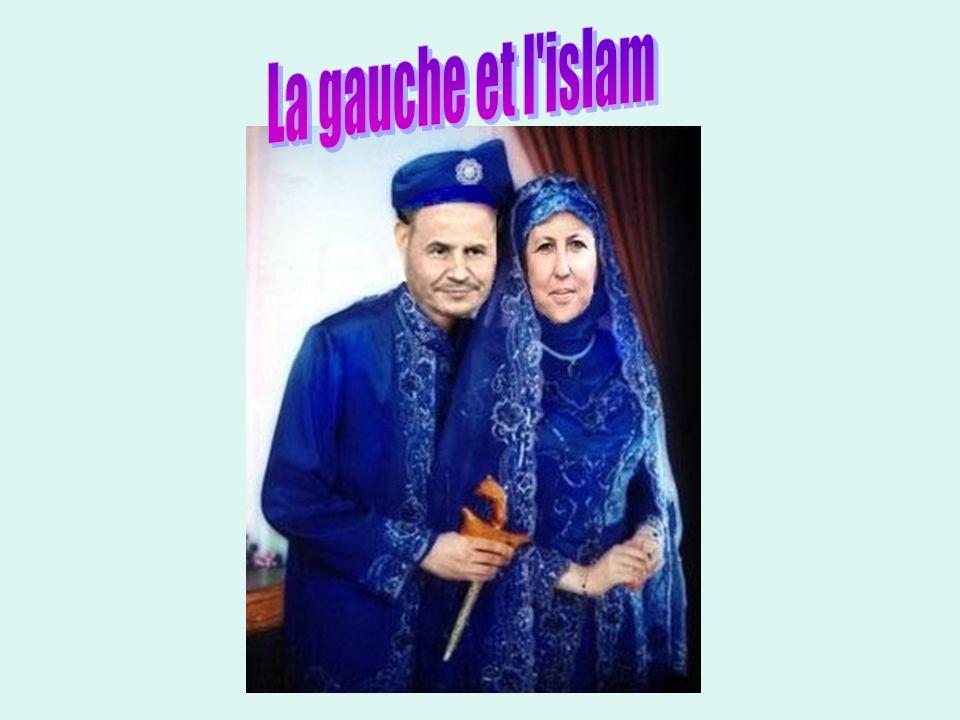 Les musulmans sont plus à gauche que la majorité des Français Nouvel Observateur édition du 1er septembre 2008 Les Français musulmans penchent en faveur du Parti socialiste et de la gauche en général et sont plus critiques vis-à-vis de Nicolas Sarkozy que la moyenne des Français, selon une étude de l Ifop publiée dans La Croix.