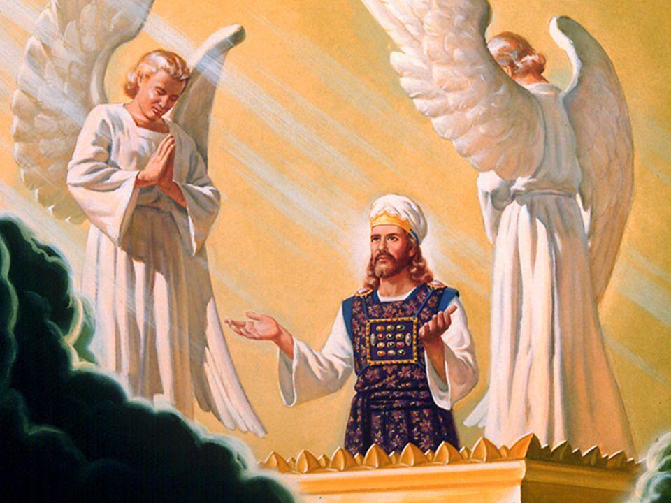 11.Quels sont les deux symboles du sanctuaire que Jésus accomplit pour nous.