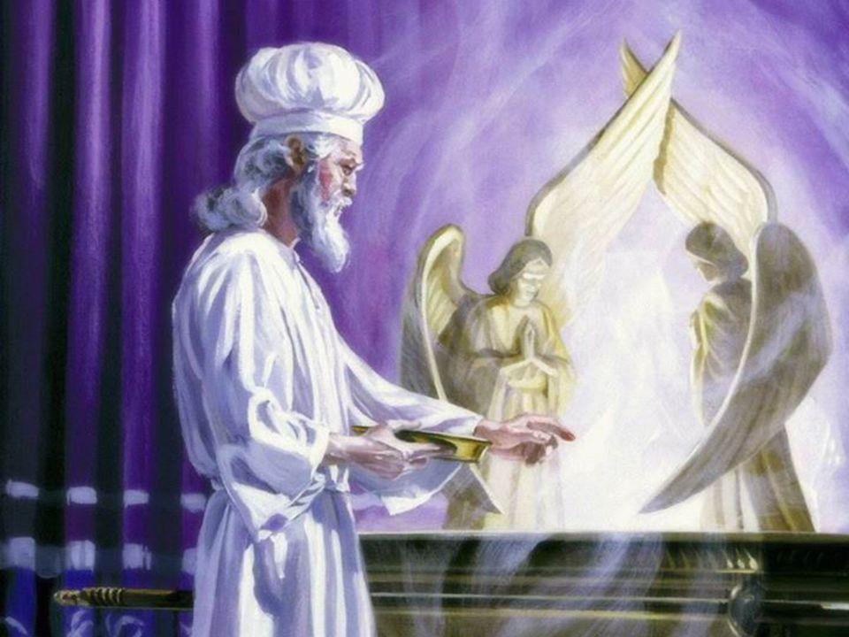 15.L ancien jour des expiations, présageait-il une éventuelle purification du sanctuaire céleste.
