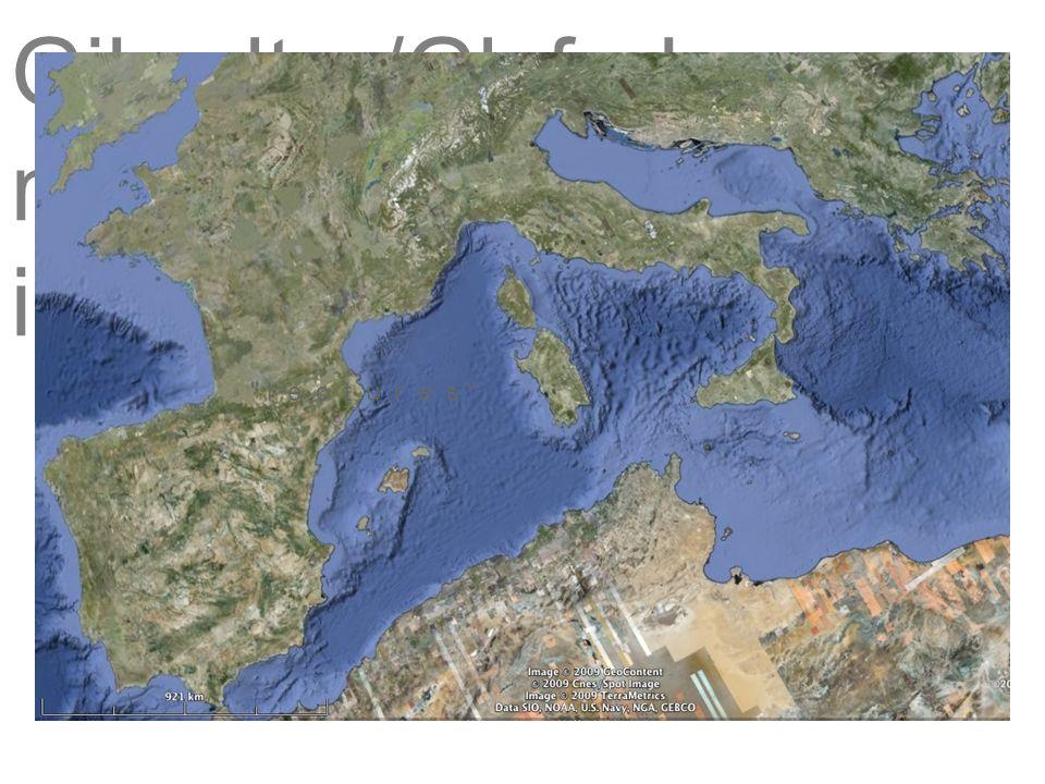 Gibraltar/Glyfada, métropole réelle et imaginée l e c t u r e s