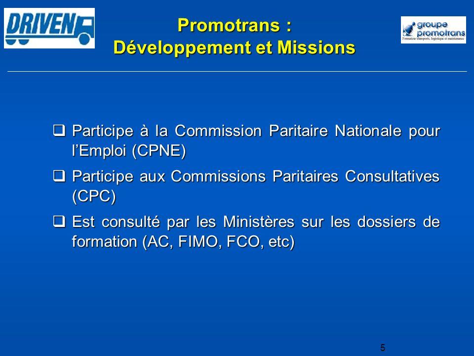 Participe à la Commission Paritaire Nationale pour lEmploi (CPNE) Participe à la Commission Paritaire Nationale pour lEmploi (CPNE) Participe aux Comm