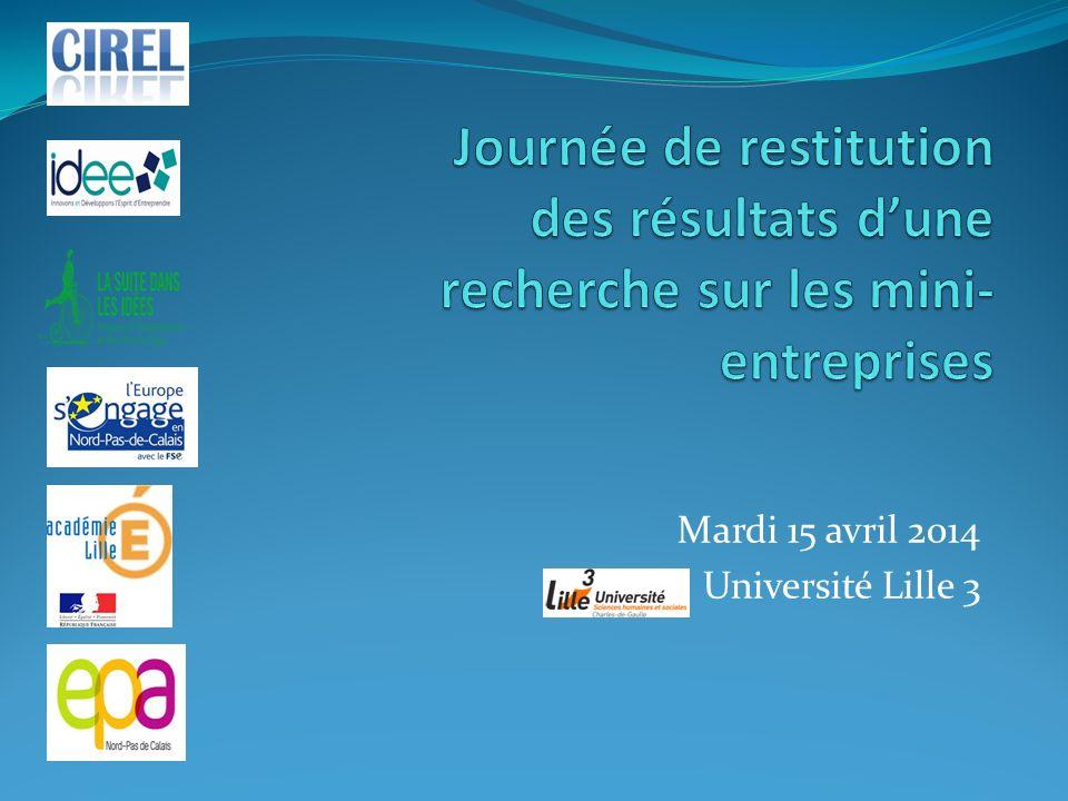 Le CIREL (Centre Interuniversitaire de recherche en éducation de Lille) 3 équipes Proféor (créée en 1995), spécialisée dans la recherche su le travail éducatif dans ses différents contextes Théodile (1991), spécialisée dans la recherche en didactiques des disciplines Trigone (1988), spécialisée dans la recherche en formation des adultes.