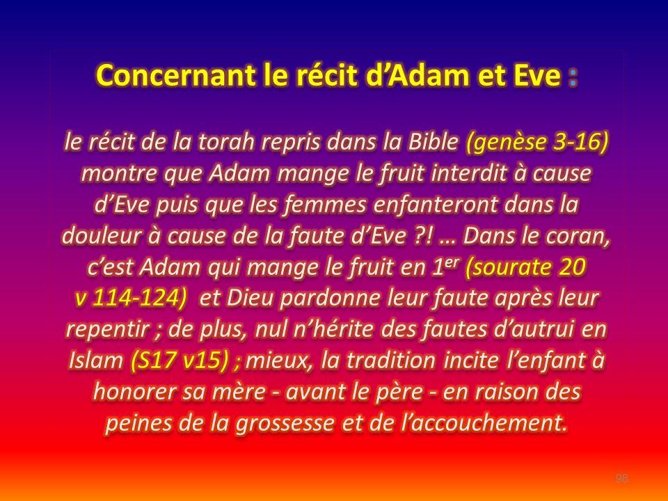 Les livres saints précédents le coran sont aujourdhui caduques et périmés (ne peuvent et ne doivent plus être suivi) car non seulement ils renferment
