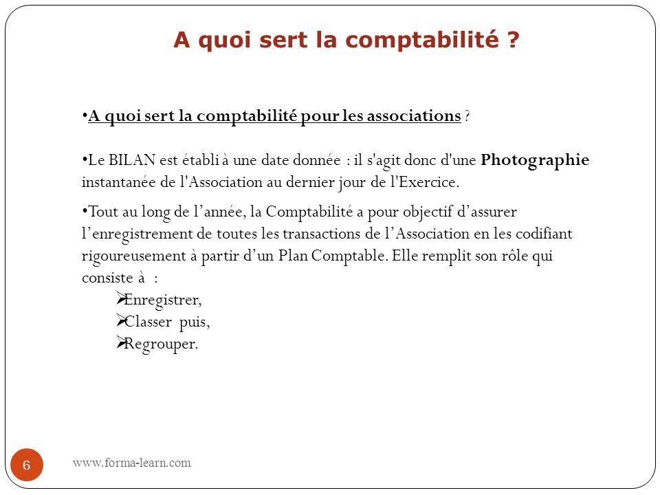 A quoi sert la comptabilité ? Comptabilité dengagement et comptabilité de recettes- dépenses (comptabilité de trésorerie) : Comptabilité de trésorerie