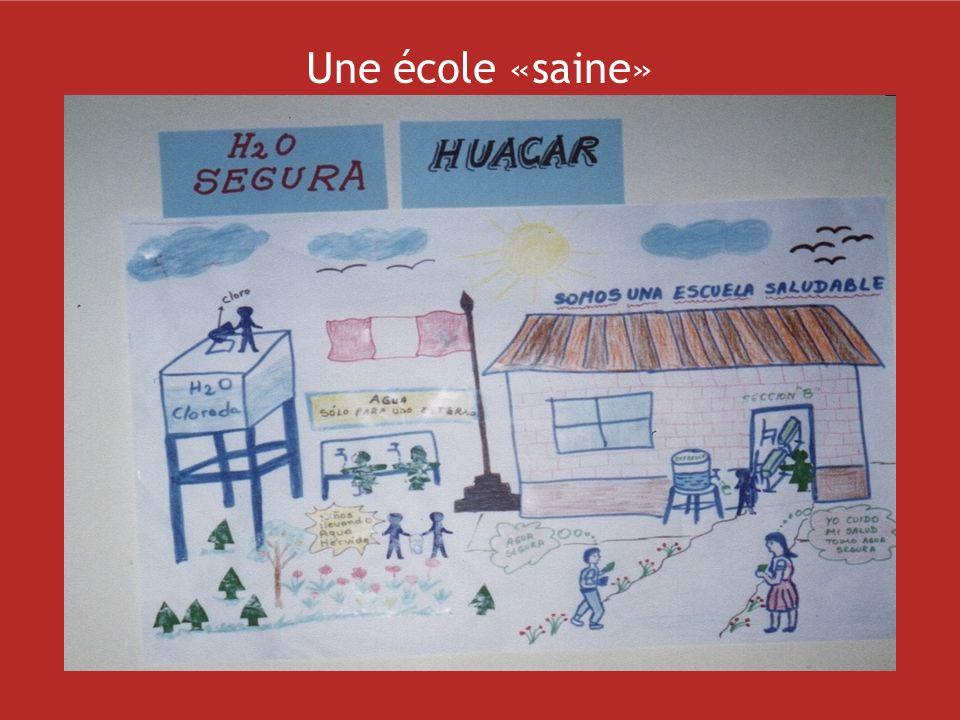 En 2002, la stratégie en santé scolaire de Kallpa a abouti à une loi-cadre qui inscrit l éducation à la santé dans le programme scolaire péruvien.