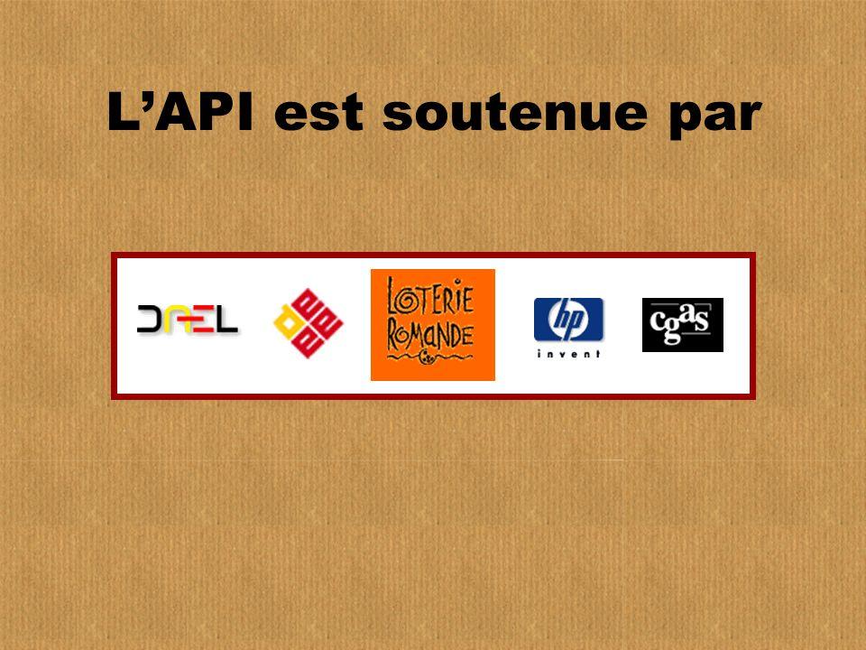 LAPI est soutenue par