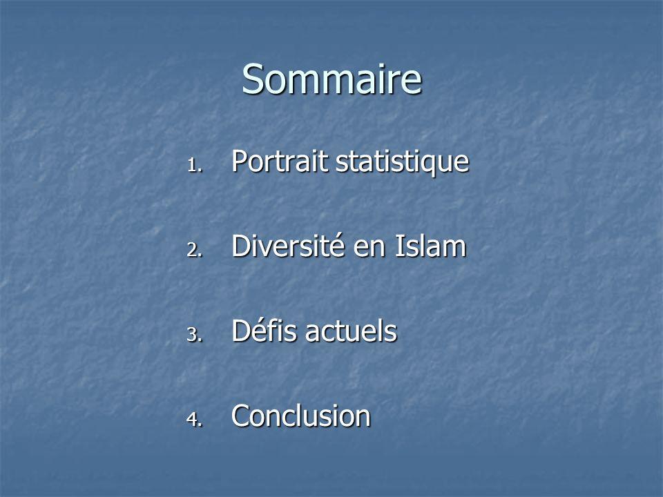 Conclusion 1.Équilibrer nos différences et similarités 2.