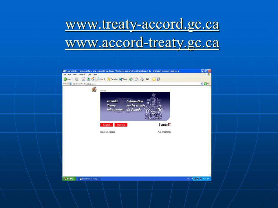 www.treaty-accord.gc.ca www.accord-treaty.gc.ca www.treaty-accord.gc.ca www.accord-treaty.gc.ca