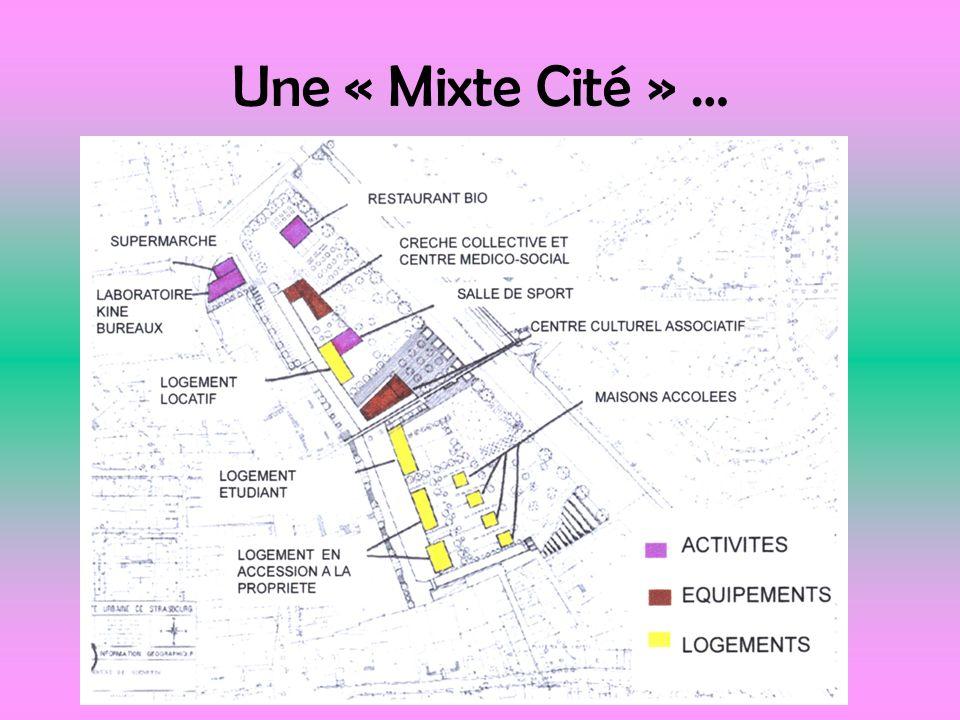 Une « Mixte Cité » …