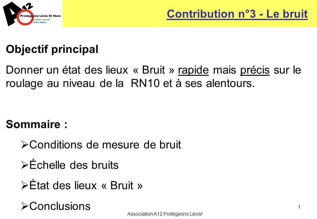 Association A12 Protégeons Lévis.