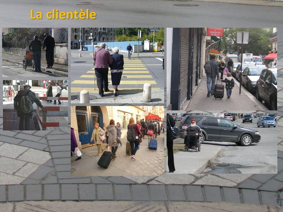 ©2011 Jean-François Bruneau, M. Sc. Aménagement : descente de bus vs piste