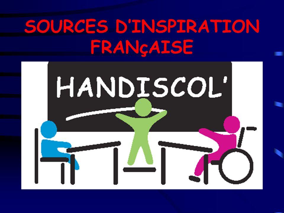 SOURCES DINSPIRATION FRANçAISE